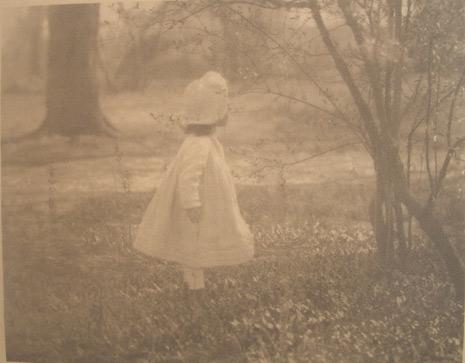 """<em>Spring (1901)</em>, Printed 1905<br />Photogravure<br />Image: 4 15/16 x 6 1/4""""; Paper: 6"""" x 8 5/16"""""""