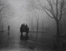 André Kertész (1894 - 1985)<br><em>Hazy Day, Budapest</em>, 1920</br>Gelatin silver print
