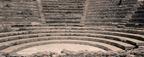 <em>Pompeii, Italy</em>, 1996<br>Toned and waxed gelatin silver print