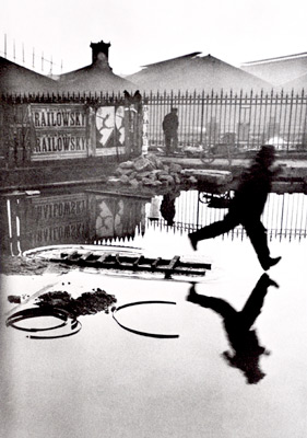 <em>Behind the Gare Saint-Lazare</em>, 1932<br>Sold