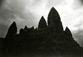 <em>Angkor #93, Angkor Wat, Cambodia</em>, 1994<br>Platinum palladium print