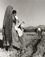 <em>Untitled (Woman with Children Watching Man Plowing),</em>c. 1950s/1960s<br />Sold