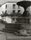 "<em>Untitled (Elderly Woman Next to Fountain),</em>c. 1950s/1960s<br />Gelatin silver print<br />Image: 12 1/4 x 9 3/4"""