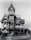 "<em>Carson House, Eureka</em>, 1937<br>Gelatin silver print</br>Image: 9 3/8 x 7 7/16""; Mount: 17 x 14"""