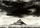 "William Clift<br><em>Factory Butte</em>, 1975<br>Gelatin silver print</br>Image: 13 3/8 x 18 7/8""; Mount: 20 x 28"""