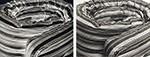 Manuel Álvarez Bravo<br><em>Colchon - Positivo & Negativo</em>, 1927</br>Platinum palladium print (two prints)