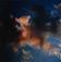 <em>Untitled (Clouds - blue sky with orange clouds)</em>, 1958<br>Vintage dye-transfer print<br>Sold