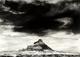 """William Clift</br><em>Factory Butte, Utah,</em> 1975<br>Gelatin silver print</br>Image: 13 3/8 x 18 7/8""""; Mount: 20 x 28"""""""