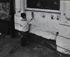 """W. Eugene Smith</br><em>Pittsburgh,</em> 1955-56<br>Vintage gelatin silver print</br>Image: 10 1/2 x 13 1/4""""; Mount: 20 x 16"""""""