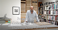 Straight Talk on Collecting Photography: Packing Your Artwork